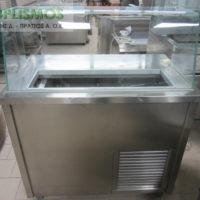 psygeio salatiera vitrina 3 200x200 - Ψυγείο σαλατών 100cm