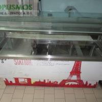 psygeio salaton me vitrina metaxeirismeno 3 200x200 - Ψυγείο Πάγκος Βιτρίνα 2m