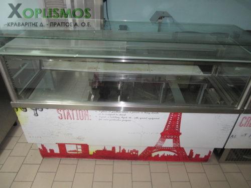 psygeio salaton me vitrina metaxeirismeno 3 500x375 - Ψυγείο Πάγκος Βιτρίνα 2m