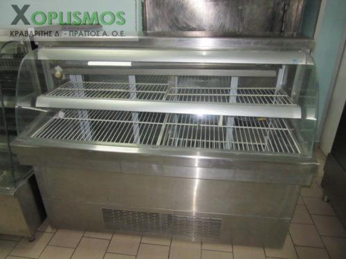 psygeio syntirisis glykon 2 500x375 - Ψυγείο Συντήρησης Γλυκών 160cm