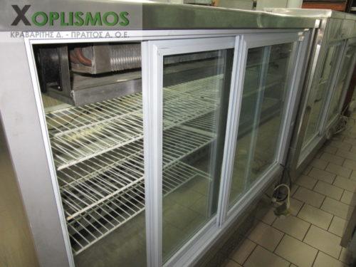 psygeio syntirisis glykon 4 500x375 - Ψυγείο Συντήρησης Γλυκών 160cm