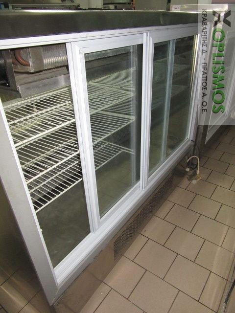 psygeio syntirisis glykon 5 e1521295623218 - Ψυγείο Συντήρησης Γλυκών 160cm