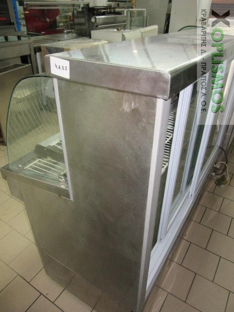 psygeio syntirisis glykon 7 e1521295665124 - Ψυγείο Συντήρησης Γλυκών 160cm
