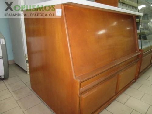 tameio paradotirio xylino 3 500x375 - Ταμείο Ξύλινο 120cm