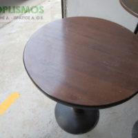 trapezi stroggylo 2 200x200 - Μεταχειρισμένα Τραπέζια - Καρέκλες