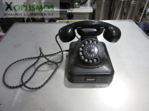 antique telephone 2 500x375 - Τηλέφωνο Αντίκα SIEMENS