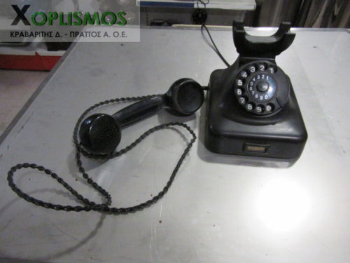 antique telephone 4 500x375 - Τηλέφωνο Αντίκα SIEMENS