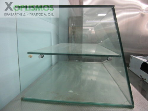 epitrapezia gyalini oudeteri vitrina 1 500x375 - Επιτραπέζια Γυάλινη Ημικλινής Βιτρίνα