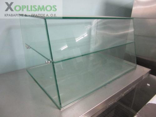 epitrapezia gyalini oudeteri vitrina 2 500x375 - Επιτραπέζια Γυάλινη Ημικλινής Βιτρίνα