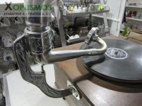 grammophone antique 2 500x375 - Γραμμόφωνο Αντίκα