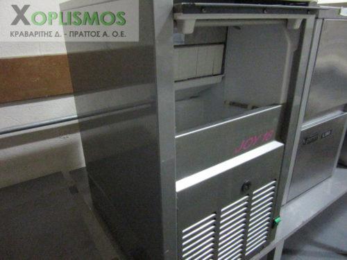 pagomixani 18kgr 4 500x375 - Παγομηχανή 18 κιλών
