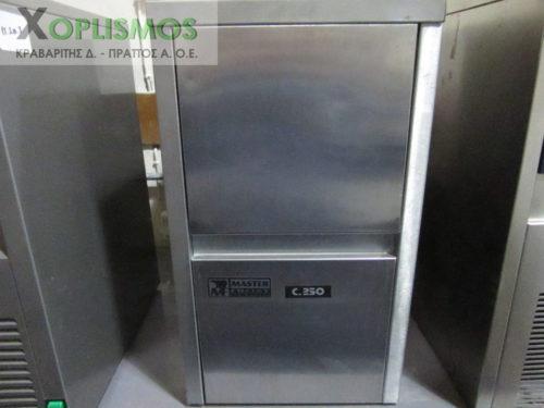 pagomixani master frost 25kgr 1 500x375 - Παγομηχανή 25 κιλών MASTER FROST