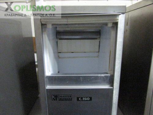 pagomixani master frost 25kgr 2 500x375 - Παγομηχανή 25 κιλών MASTER FROST
