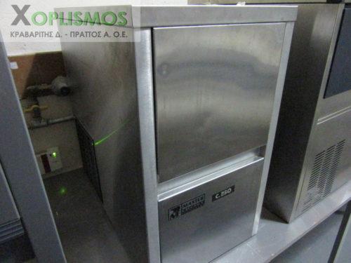 pagomixani master frost 25kgr 4 500x375 - Παγομηχανή 25 κιλών MASTER FROST