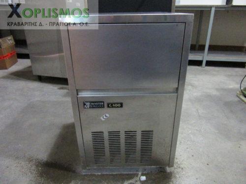 pagomixani master frost 40kgr 1 500x375 - Παγομηχανή 40 κιλών MASTER FROST