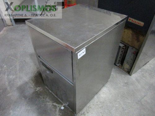 pagomixani master frost 40kgr 2 500x375 - Παγομηχανή 40 κιλών MASTER FROST