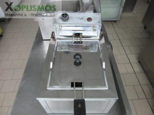 friteza moni hlektrikh 8 litres 1 500x375 - Φριτέζα Μονή 8 λίτρων