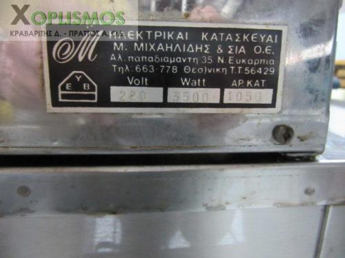 friteza moni hlektrikh 8 litres 4 500x375 - Φριτέζα Μονή 8 λίτρων