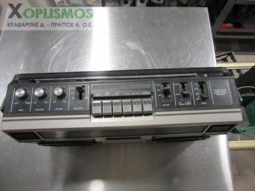 national panasonic radiokasetofono 4 500x375 - Ραδιοκασετόφωνο National Panasonic