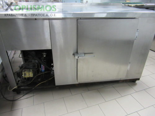 pagkos psygeio me psykti nerou 1 500x375 - Πάγκος ψυγείο με ψύκτη νερού