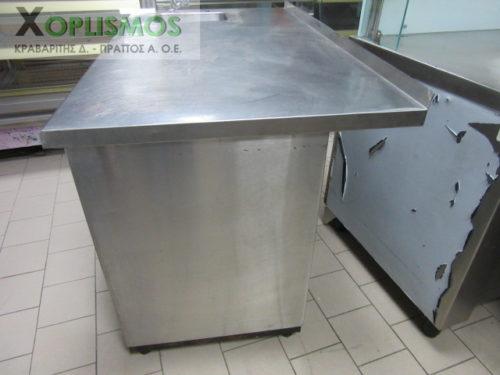 pagkos psygeio me psykti nerou 3 500x375 - Πάγκος ψυγείο με ψύκτη νερού