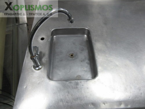pagkos psygeio me psykti nerou 5 500x375 - Πάγκος ψυγείο με ψύκτη νερού