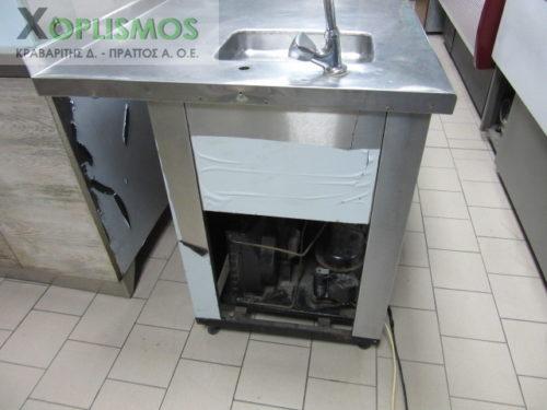 pagkos psygeio me psykti nerou 6 500x375 - Πάγκος ψυγείο με ψύκτη νερού