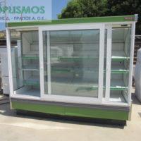 psygeio manavikis self service 35 200x200 - Ψυγείο μαναβικής κλειστό 260cm