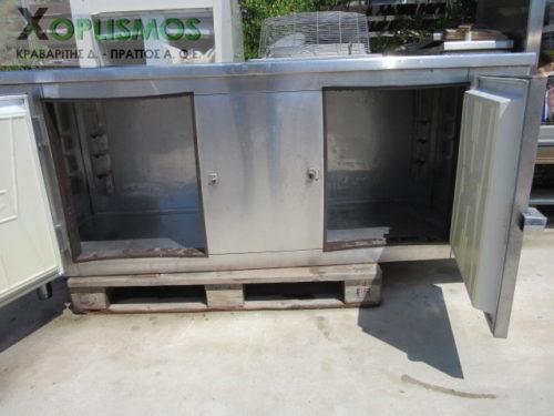 psygeio pagkos 4 500x375 - Πάγκος ψυγείο 190cm