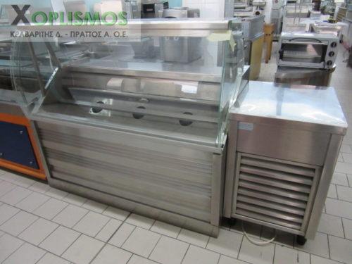 psygeio vitrina sandwich 1 500x375 - Ψυγείο Σάντουιτς Βιτρίνα 2m
