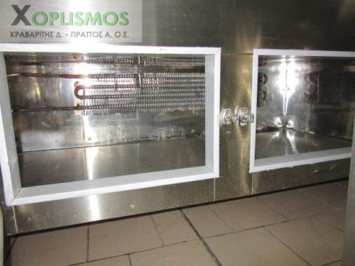 psygeio vitrina sandwich 10 500x375 - Ψυγείο Σάντουιτς Βιτρίνα 2m