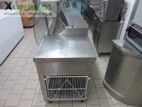 psygeio vitrina sandwich 5 500x375 - Ψυγείο Σάντουιτς Βιτρίνα 2m