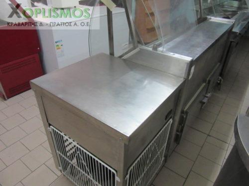psygeio vitrina sandwich 6 500x375 - Ψυγείο Σάντουιτς Βιτρίνα 2m