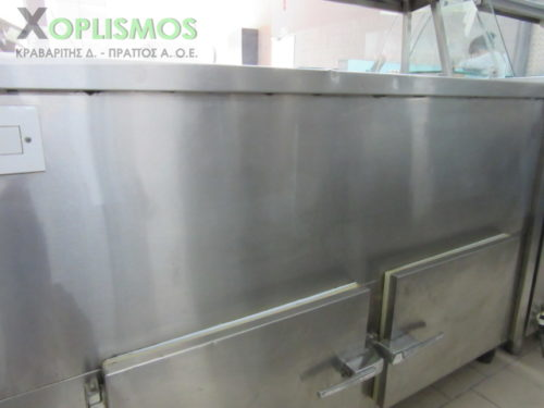 psygeio vitrina sandwich 8 500x375 - Ψυγείο Σάντουιτς Βιτρίνα 2m