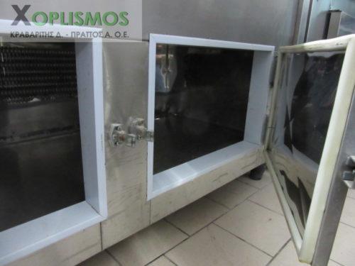 psygeio vitrina sandwich 9 500x375 - Ψυγείο Σάντουιτς Βιτρίνα 2m