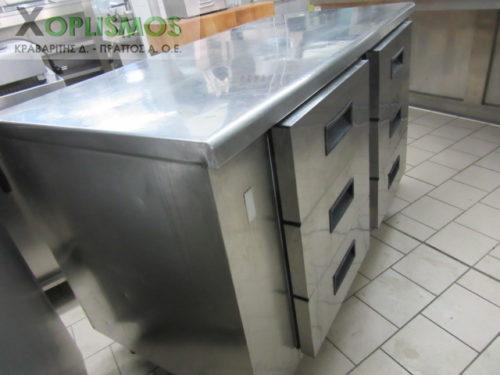 psygeio syrtariera 2 500x375 - Ψυγείο συρταριέρα 140cm