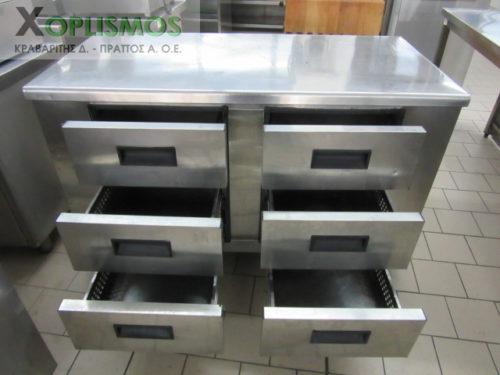 psygeio syrtariera 5 500x375 - Ψυγείο συρταριέρα 140cm