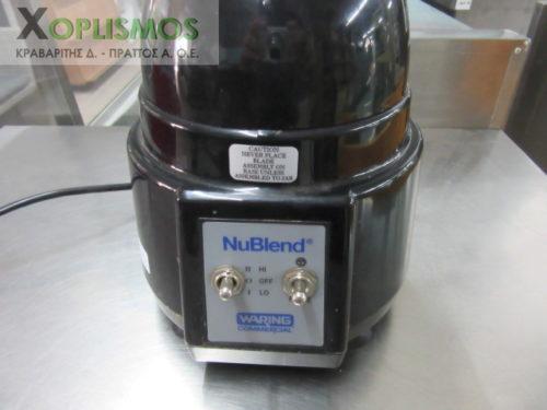 Blender NuBlend BB180E 1 500x375 - Μπλέντερ NuBlend