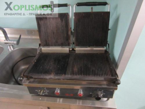 epaggelmatiki tostiera 2 500x375 - Τοστιέρα Διπλή Μ+Μ Τ205