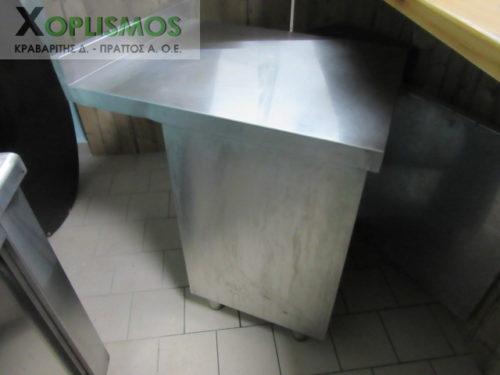 ermario anoixto inox metaxeirismeno 3 500x375 - Ερμάριο ανοιχτό 60cm