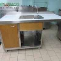 lantza me xoro gia plynthrio piaton 1 200x200 - Λάντζα με θέση για πλυντήριο πιάτων
