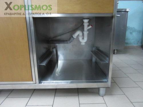 lantza me xoro gia plynthrio piaton 3 500x375 - Λάντζα με θέση για πλυντήριο πιάτων