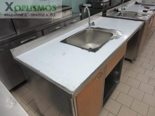 lantza me xoro gia plynthrio piaton 4 500x375 - Λάντζα με θέση για πλυντήριο πιάτων