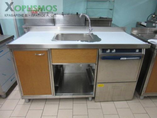lantza me xoro gia plynthrio piaton 6 500x375 - Λάντζα με θέση για πλυντήριο πιάτων