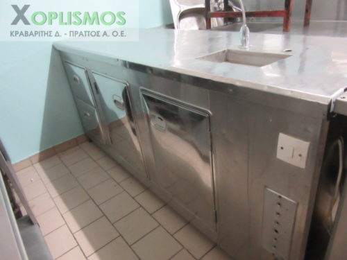 psygeio pagkos me lantzaki 3 500x375 - Ψυγείο πάγκος με λαντζάκι
