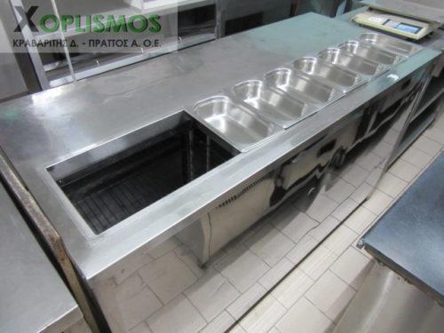 psygeio pagkos salatiera 1 500x375 - Ψυγείο πάγκος Σαλατών