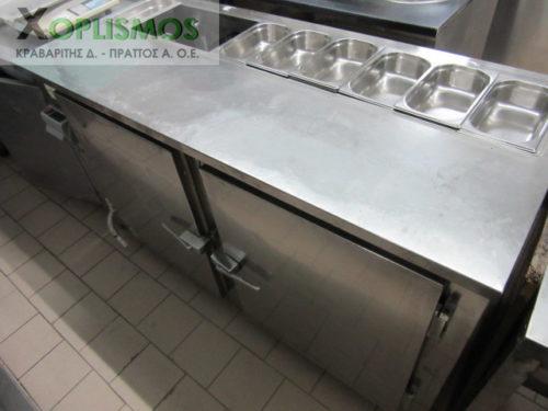 psygeio pagkos salatiera 5 1 500x375 - Ψυγείο πάγκος Σαλατών