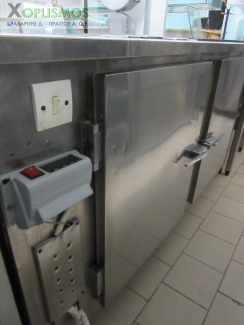 psygeio pagkos salatiera 7 - Ψυγείο πάγκος Σαλατών