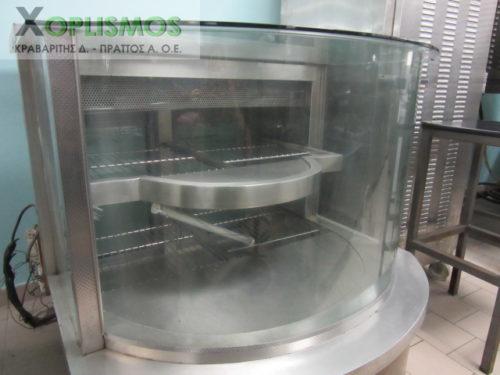 psygeio vitrina glykon 2 500x375 - Ψυγείο γλυκών 110cm