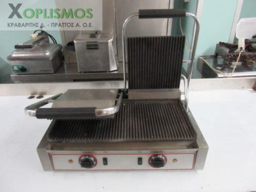 tostiera dipli 4 500x375 - Τοστιέρα Διπλή 60cm